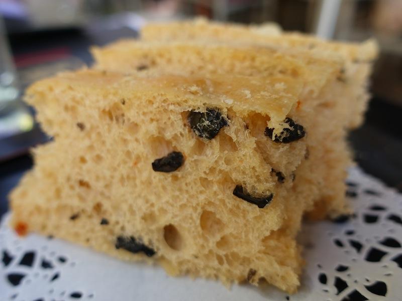 Das hausgemachte Brot im 5-Sterne Hotel Le Clervaux schmeckt einfach gut / © Redaktion FrontRowSociety.net