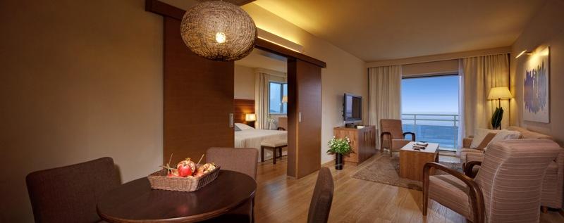 Die Deluxe Suite im Hotel Bellevue in Dubrovnik. Die Adriatic Luxury Hotels verstehen es, die Gäste zu bezaubern. Nicht nur mit atemberaubenden Ausblicken aus den Gästezimmern / © Adriatic Luxury Hotels