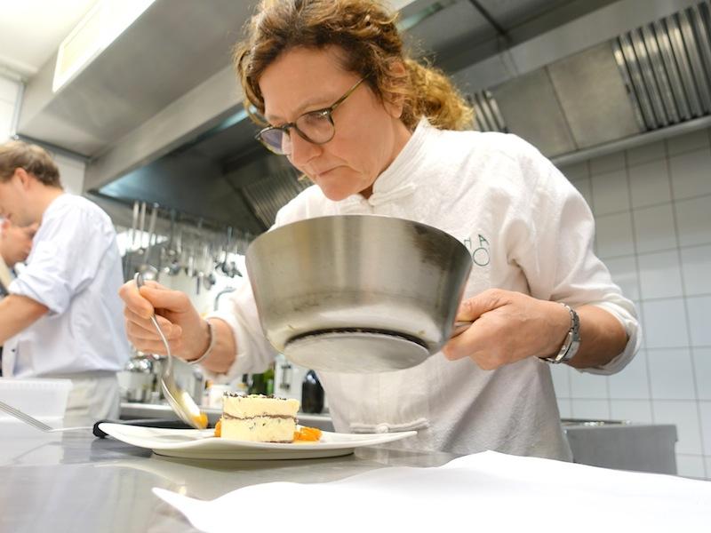 Anna kochte schon immer gerne und gut. Kochen war und ist Annas Leidenschaft / © Redaktion FrontRowSociety.net