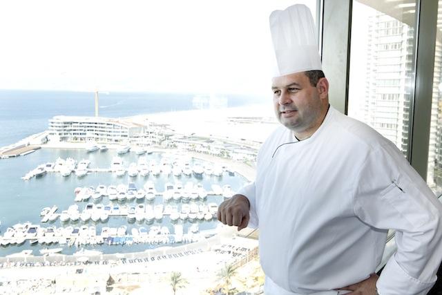 """Ein absolutes Highlight ist das Restaurant """"Eau de vie"""" mit Chef Thomas Figovc / @ für das Rheingau Gourmet & Wein Festival erteilt"""
