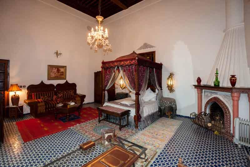 Die Royal Suite erstreckt sich über zwei Etagen / © FrontRowSociety.net, Foto Georg Berg