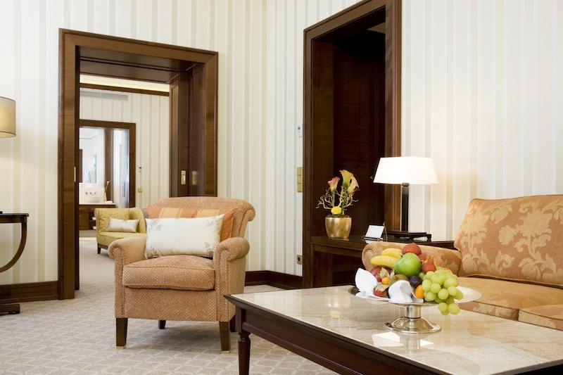 Wer die private Atmosphäre liebt, ist in den Executive Suiten bestens aufgehoben / © Excelsior Hotel Ernst