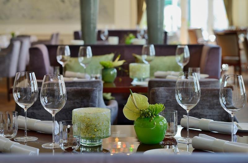 Die Tischdekoration und das Design sind perfekt abgestimmt, bis auf's Detail / © Louis C. Jacob