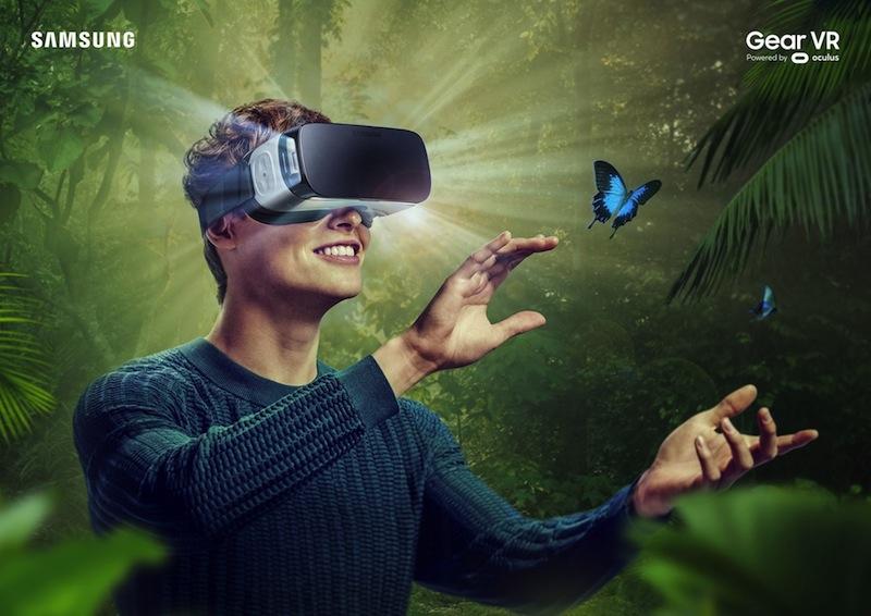 Virtuelle Realität wird zum Thema Reisen ein großer Markt werden. So können Ort schon vor dem Urlaub besucht werden / © Foto Samsung