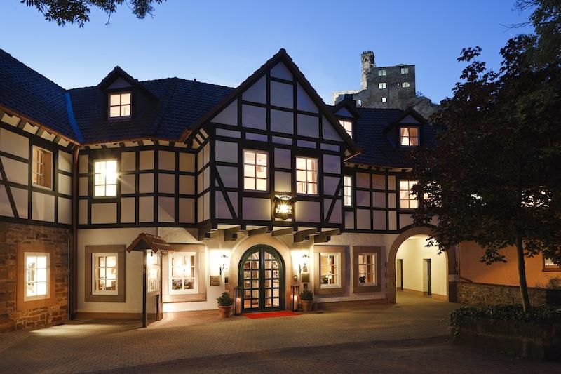Relais & Châteaux Hardenberg BurgHotel: Eine kleines aber feines Haus