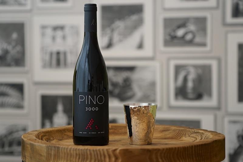 Den Wein PINO 3000 kreieren drei Winzer aus drei Ländern über Grenzen hinweg