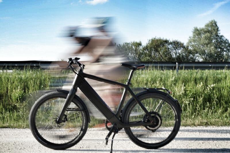 Die Radstationen rund um den Chiemsee tragen Sorge dafür, dass alle Biker mobile bleiben