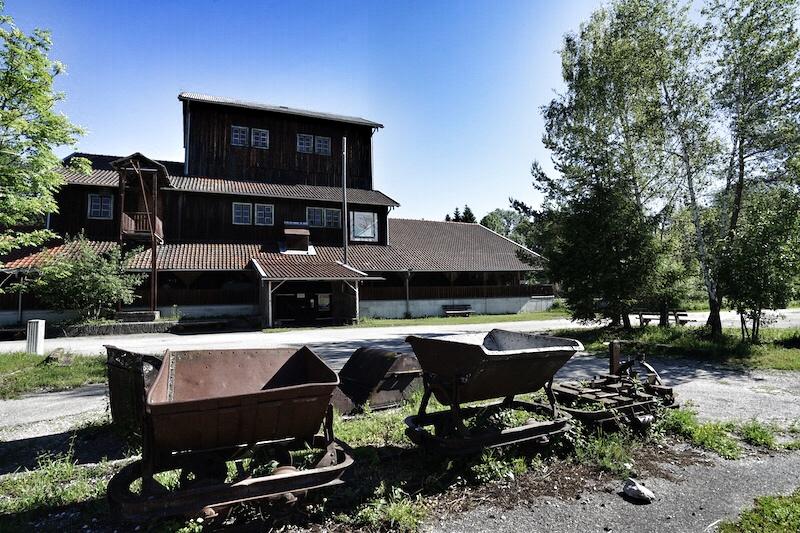 Das Bayerisches Moor- und Torfmuseum ist einen Besuch wert