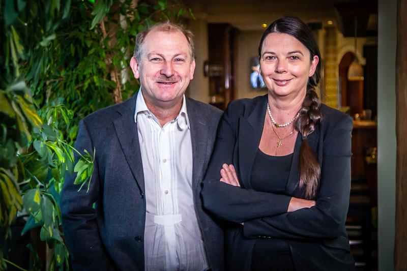 Haben vor 25 Jahren zu zweit angefangen: Ludger Fetz und Margret Bolkart-Fetz; heute beschäftigen sie 45 Mitarbeiter