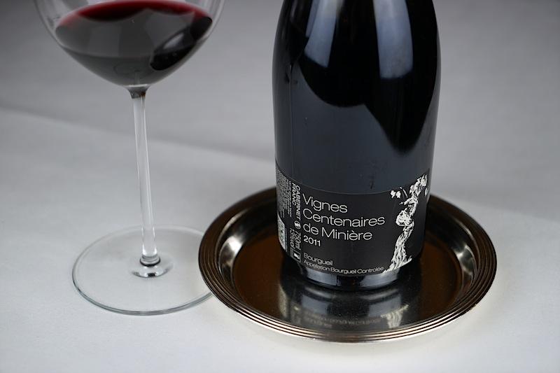 """Die kleine französische Gemeinde an der Loire -Bourgueil - ist die Namensfetterin von Jean Claude und gehört allein aus diesem Grund auf die Weinkarte des """"Im Schiffchen"""""""