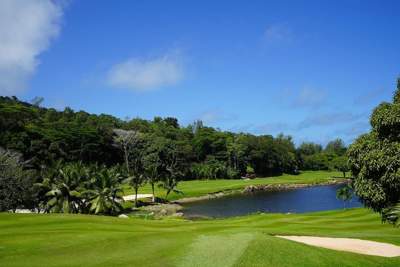 Lemuria - eines der schönsten Golfplätze der Welt