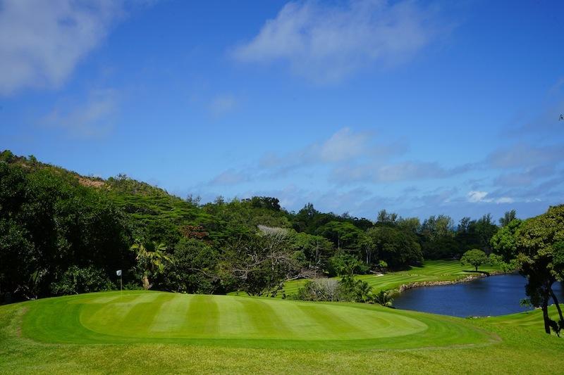 Eine perfekt gepflegte Anlage - ein Golf Course in Vollendung
