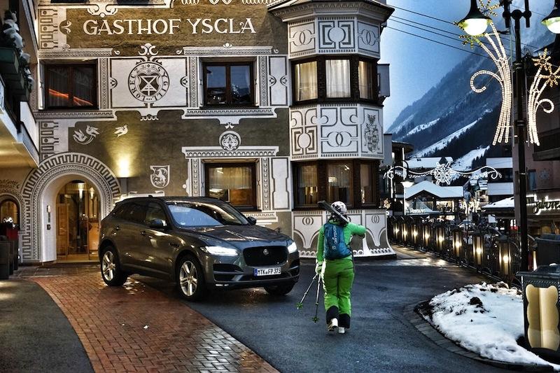 Ischgl zählt zu den Top Skiorten. Hier im Hotel YSLIA ist auch das 3 Hauben Restaurant Stüva von Benjamin Parth beheimatet