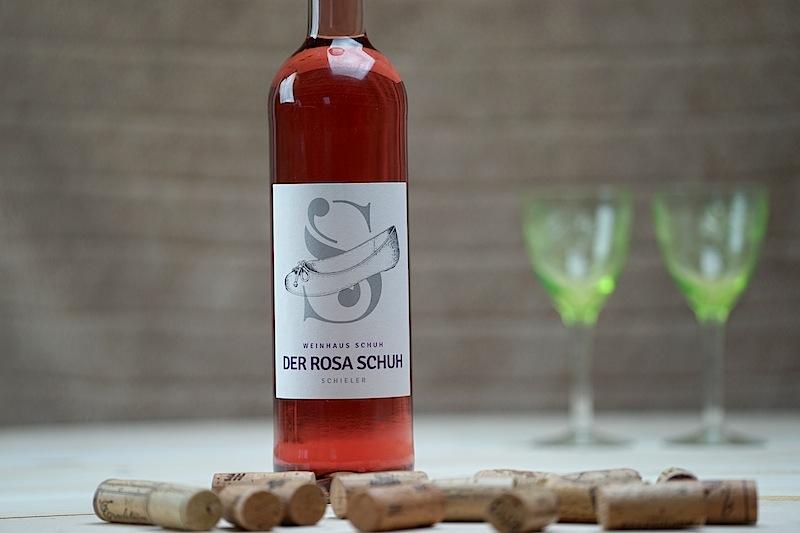 Ein leichter Rosé - nicht nur für Mädchen - gehört ebenfalls zum Repertoire der sächsischen Winzer