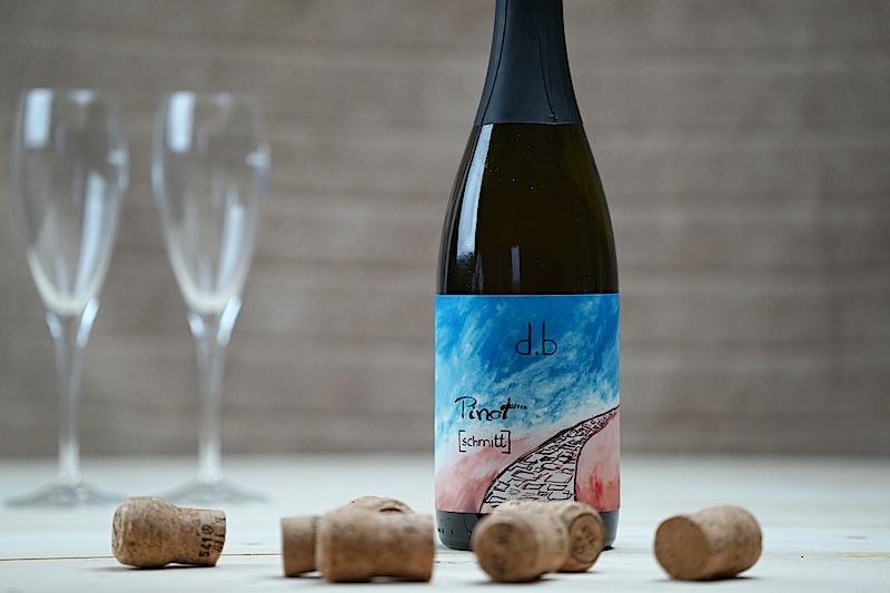 100% BIO und 100% Geschmack: Der Pinot Brut Nature der Schmitts