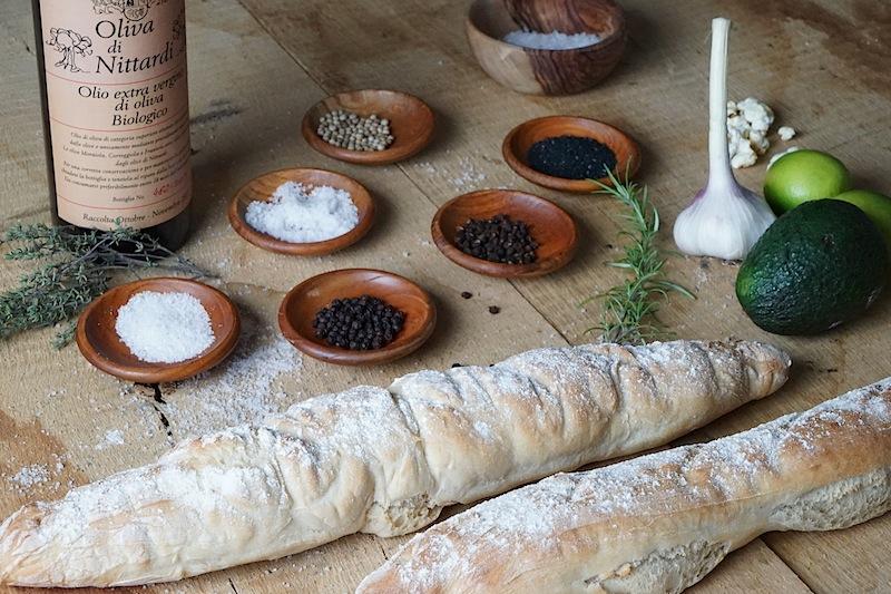 Nicht imm das Schönste, aber das leckerste Brot ;-)