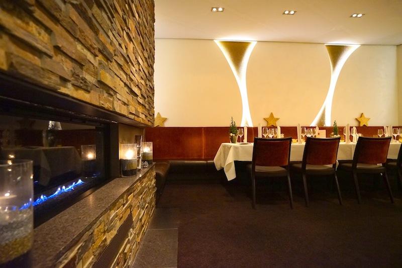 Stilvolle Eleganz und Behaglich finden sich im im gesamten Restaurant