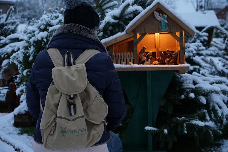 Krippenausstellung und anschließend zum Münsteraner Weihnachtsmarkt