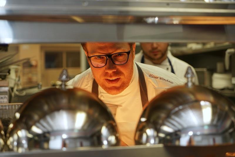 Ein waschechter Westfale: Oliver Windau. Seit 2007 Küchenchef im Hof zur Linde