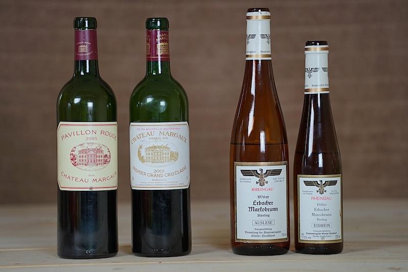 Premium unter sich: Marcobrunn trifft Château Margaux