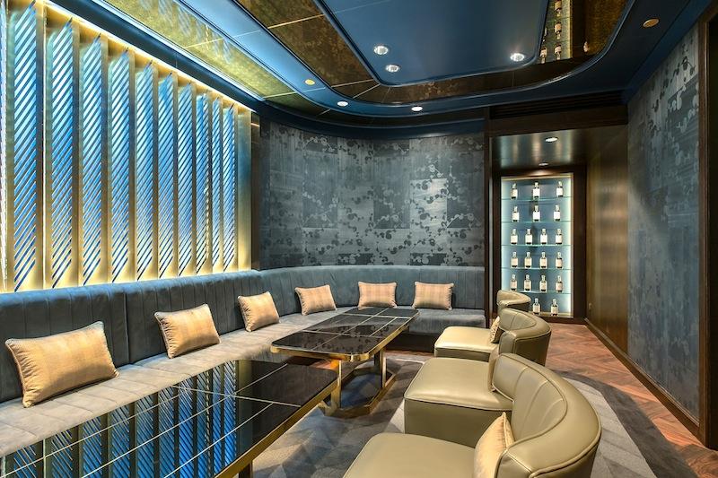 ... oder der Rockefeller Room, welcher hervorragend für Tastings geeignet ist