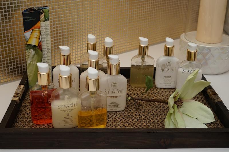 Produkte von St. Bath sind im Luxushotel Trofana Royal die erste Wahl für die Beauty Behandlungen
