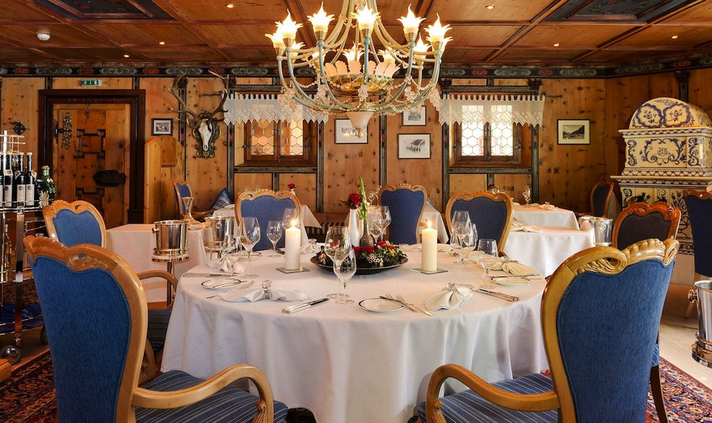 Paznaunerstube - das 3 Haubenrestaurant von Martin Sieberer