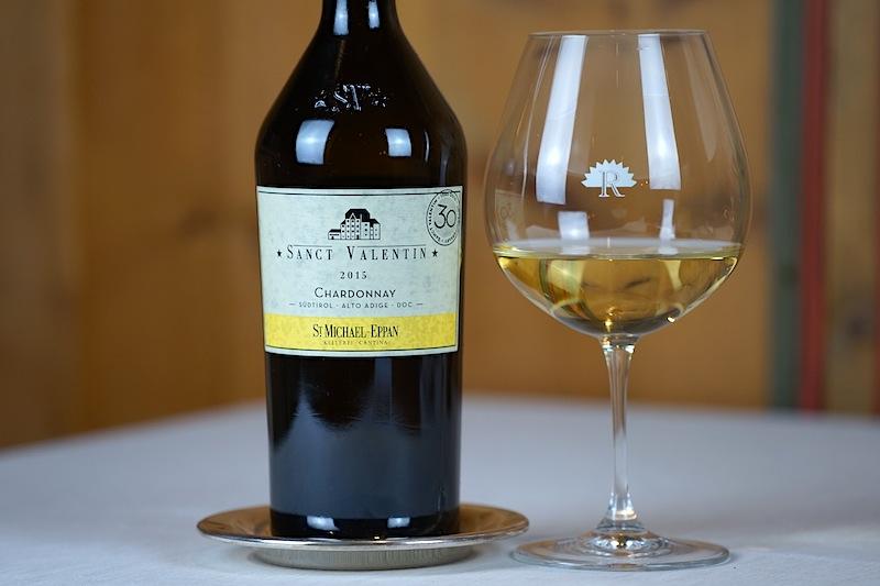 "Großartig: 2014 Chardonnay ""St. Valentin"" der Kellerei St. Michael-Eppan"