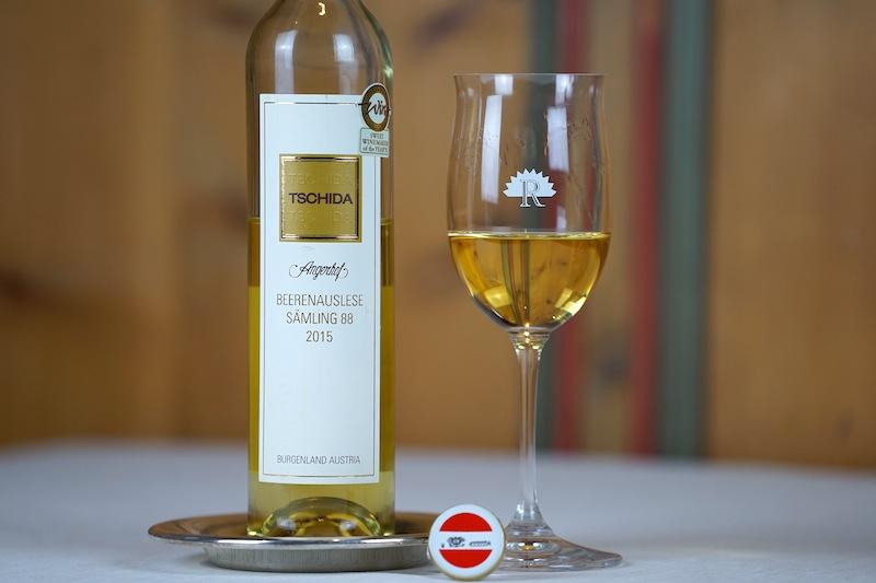 ... Sämling 88 Beerenauslese vom Weingut Tschida