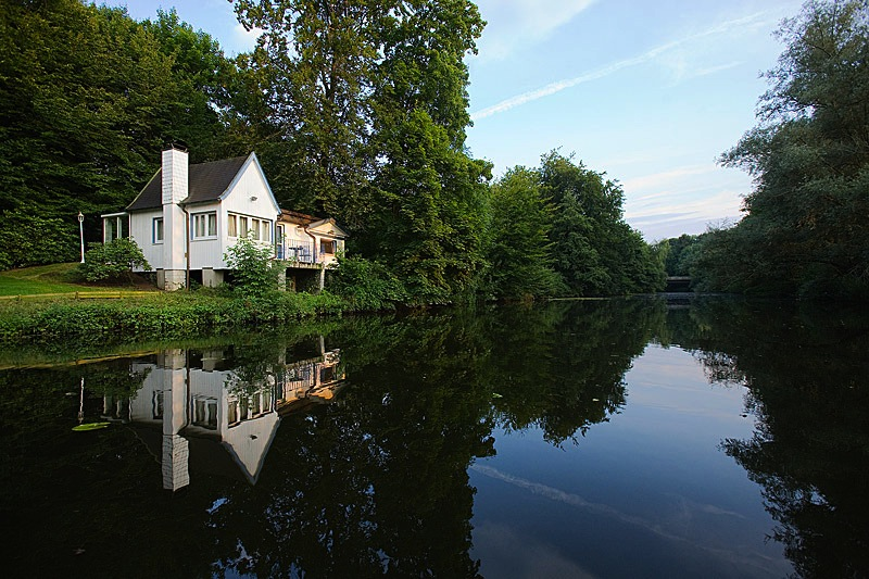 Ruhe und Stille, und trotzdem mitterdrin im erstklassigen service des 4-Sterne Superior Romantik Hotels Hof zur Linde