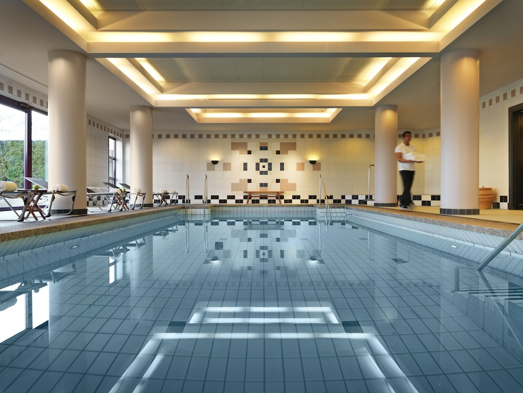 Hyatt Regency Pool / ©Hyatt Regency Köln