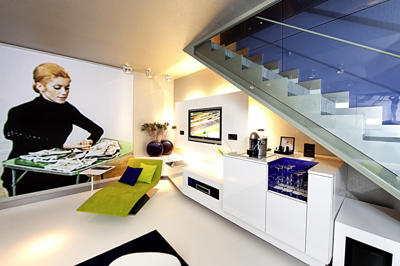 Loft-Suite East / © Sofitel Munich Bayerpost