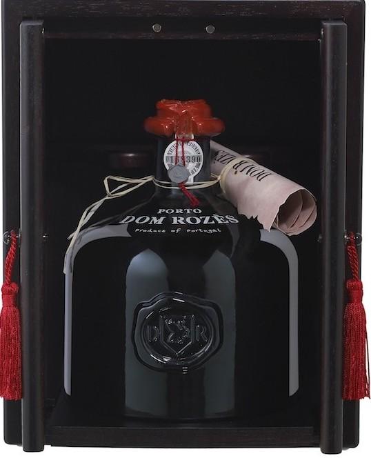 DOM ROZES in der luxuriösen Box / © VRANKEN-POMMERY