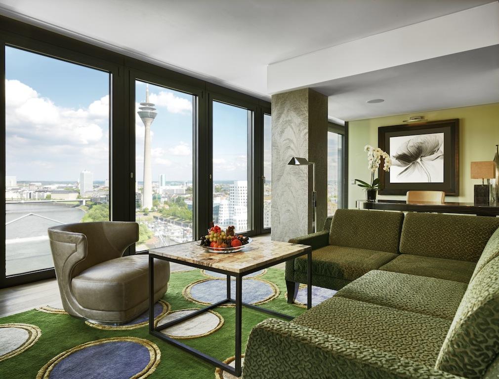 Der Wohnbereich der Regency Executive-Suite / © HYATT REGENCY