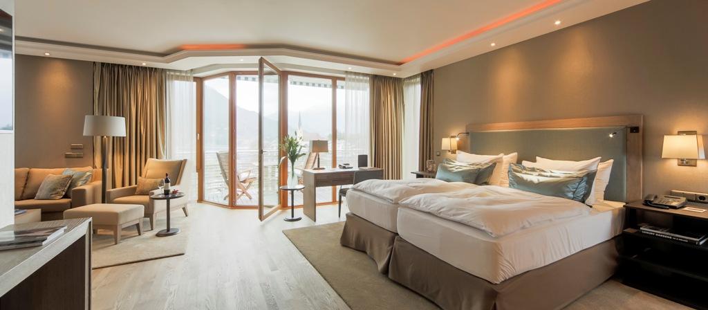 Althoff Seehotel 220 Berfahrt Das 5 Sterne Superior Hotel Am