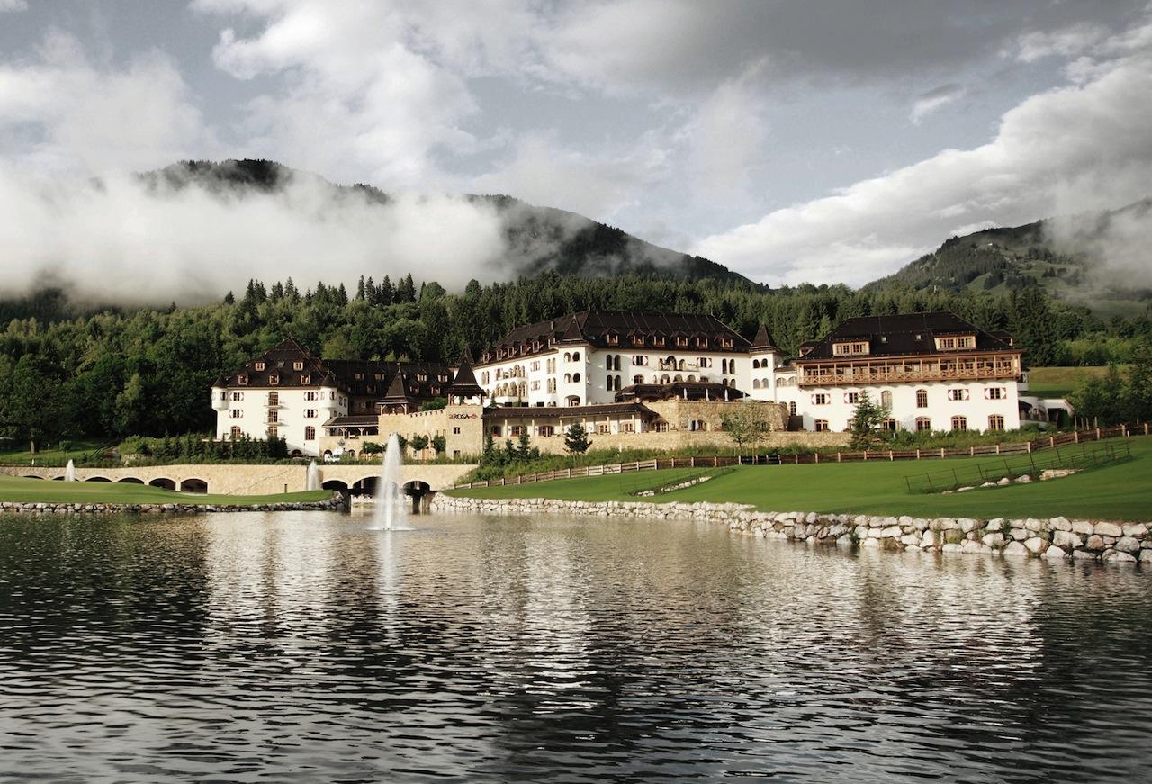 A-Rosa Kitzbühel - ein traumhaft gelegenes 5-Sterne Hotel. Unsere Empfehlung / © A-ROSA Resort & Hotel