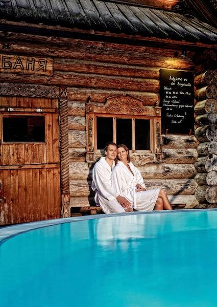 Banja - das Badehaus aus Sibirien / © Claudius Therme Köln