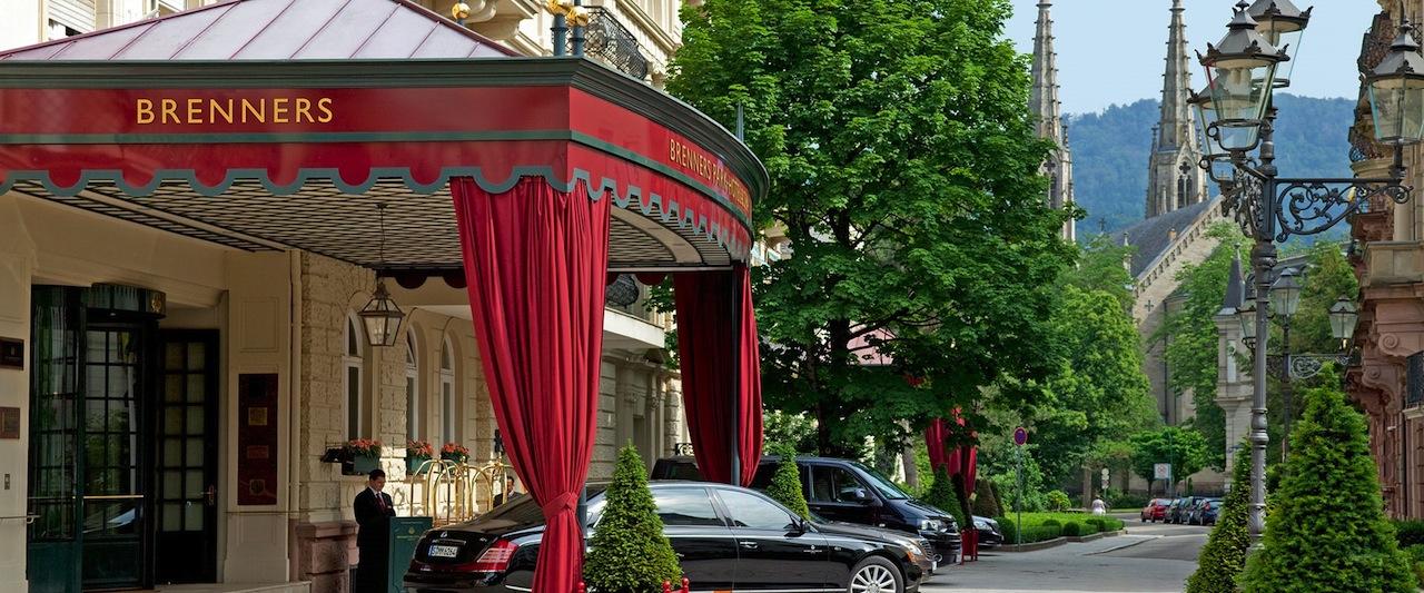 Brenners Park Hotel Restaurant