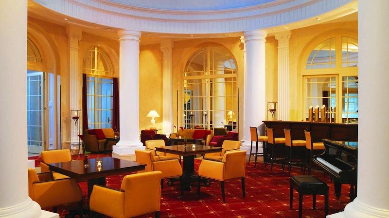 Luxushotel 5 sterne superior hotel f rstenhof leipzig for Design hotel 5 sterne