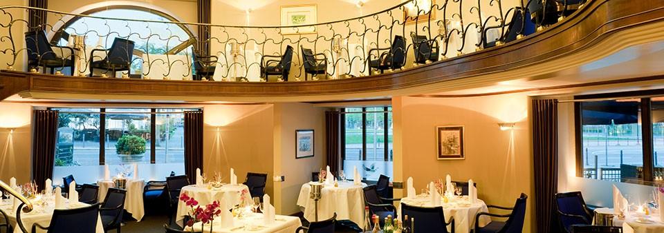Sterne Restaurant Wiesbaden Ente Im Luxushotel Nassauer Hof