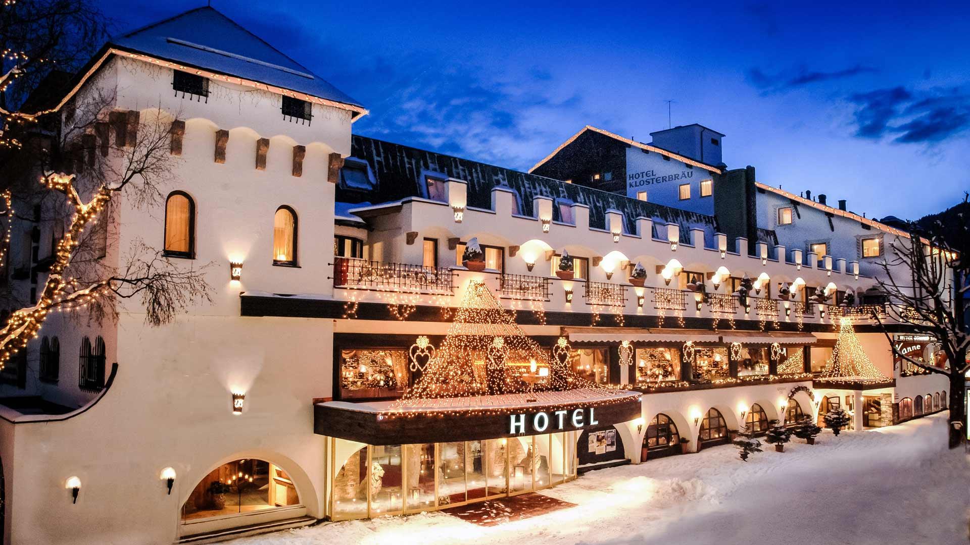 Seefeld Hotel  Sterne