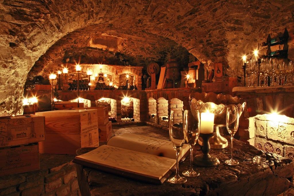 Weinkeller selber ausbauen  Kulinarischer Hochgenuss | 5 Sterne Hotel Klosterbräu & Spa | Seefeld