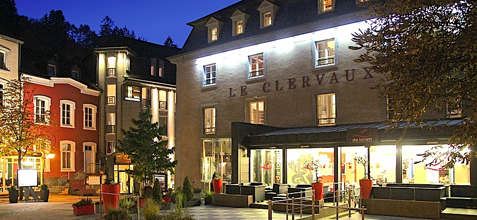 5 sterne luxushotel clerf le clervaux boutique for Design hotel 5 sterne