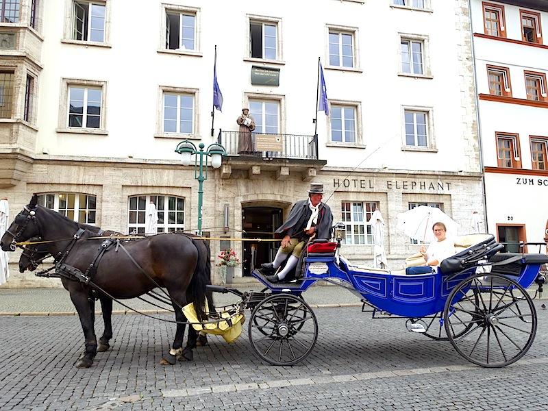 Luxushotel Hotel Elephant Weimar Luxury Collection Hotel