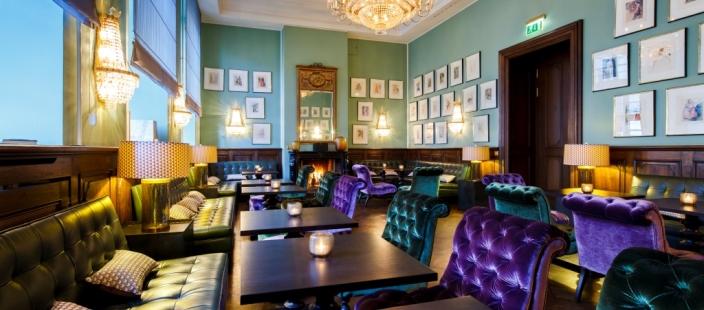 Die neue Salvador Dali Bar im Grandhotel Schloss Bensberg / © Althoff Grandhotel Schloss Bensberg
