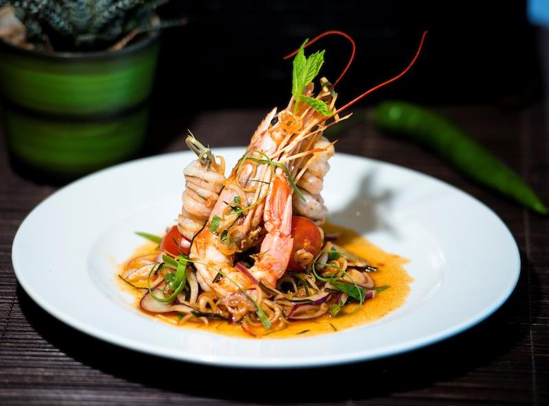 In den Adriatic Luxury Hotels erwarten den Gast feinste Kulinarik - am Meer gelegen präsentieren sich die Küchenchefs der Hotels gerne auch fischreich / © Adriatic Luxury Hotels