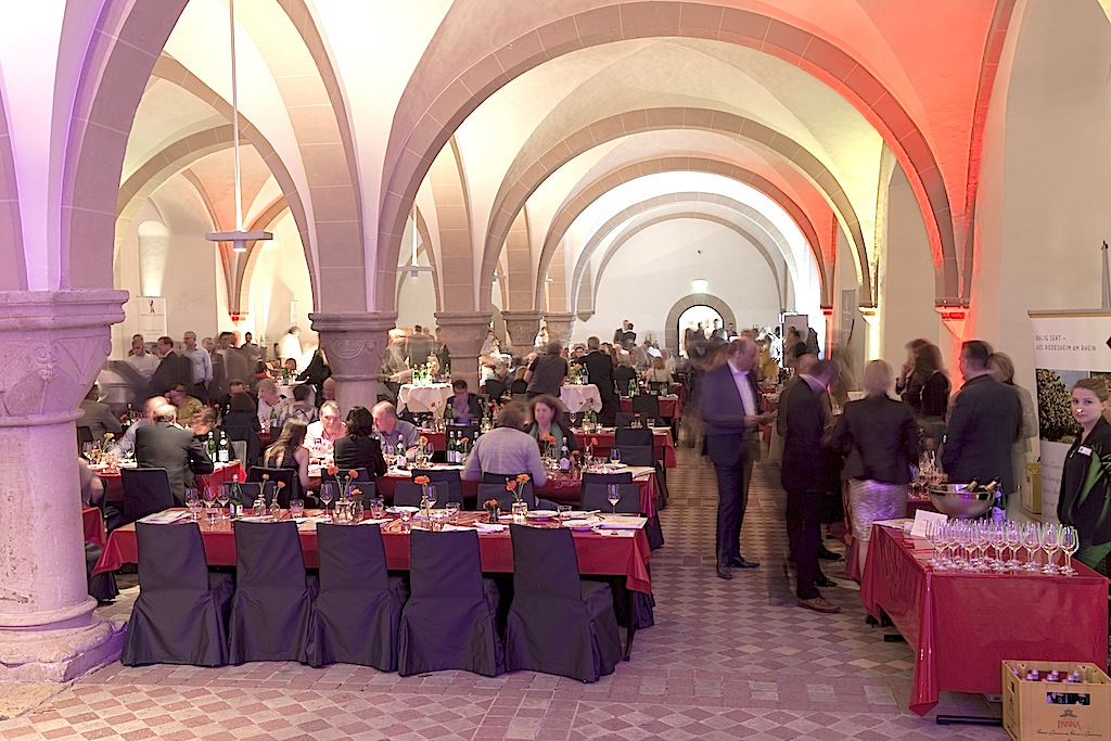 Rheingau Gourmet & Wein Festival   2018   in Hattenheim Eltville