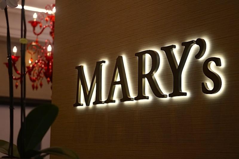 Gourmet Restaurant Marys Kastens Hotel Luisenhof In