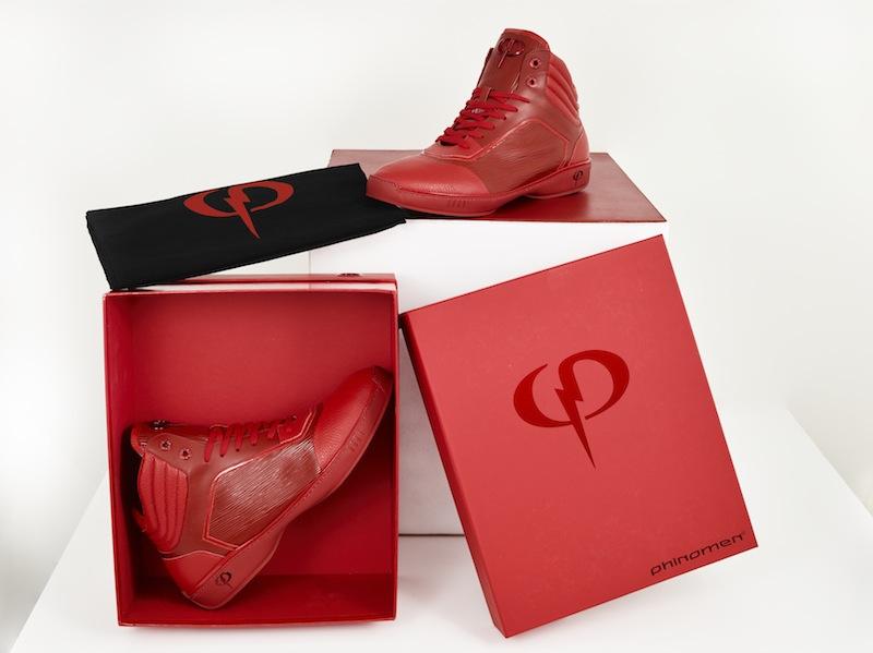 Herren Sneaker Sansibar High Top Sneaker rot Obermaterial