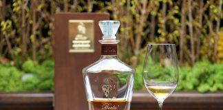 Anders als bei den anderen Edelbränden verarbeitet die Distilleria Traubenmost zu dem Grappa Magia